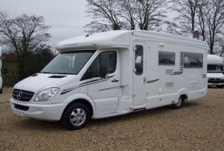 Used Auto-Sleeper Berkshire