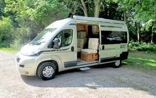 Used Auto-Sleeper Sussex BB