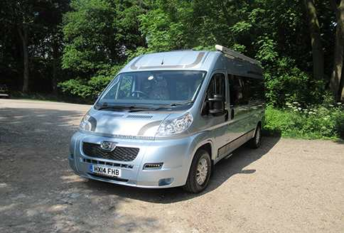 Used Auto-Sleeper Warwick Duo 2014