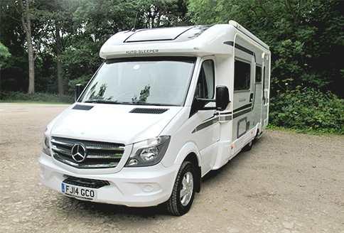 Mercedes benz luxury winchcombe motorhomes campervans for Mercedes benz motorhomes