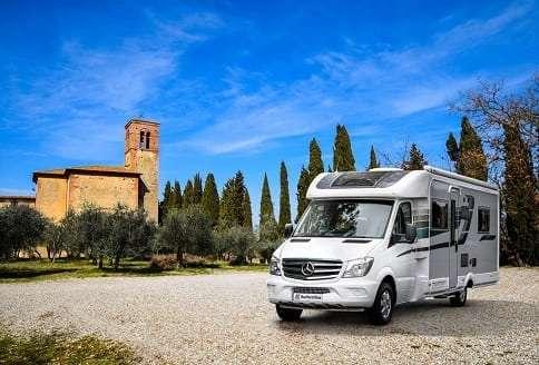 motorhomes campervans