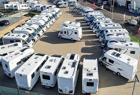 Simpsons motorcaravan centre