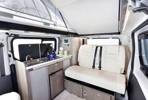 Randger Campervan Inside View