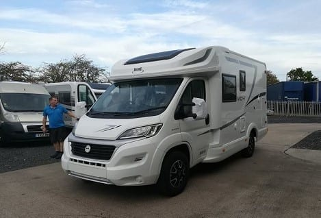 McLouis Fusion Arrives Nick Whale Motorhomes